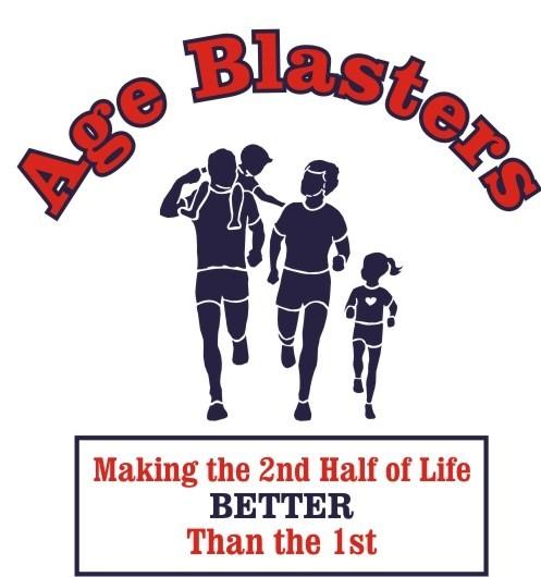 Age Blasters shirt design