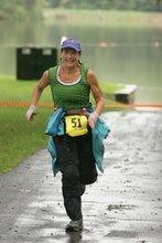 Susan Jennings the ultrarunner After photo